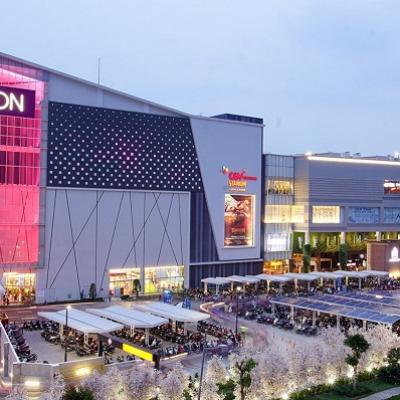 """Dự án Aoen Mall Hoàng Mai sẽ làm """"nóng"""" đất nền khu vực Định Công"""